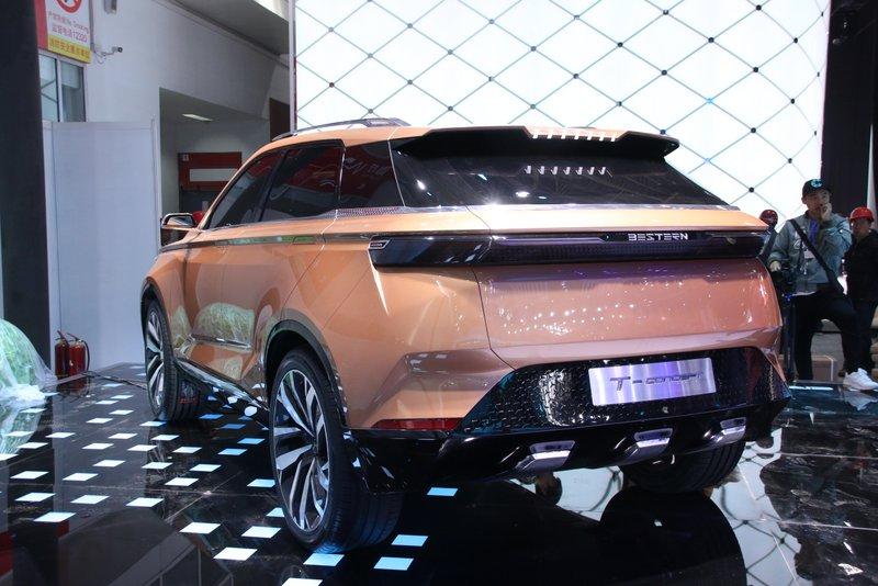 天馬行空和腳踏實地 北京車展的那些概念車44 作者:統一發票 ID:11711
