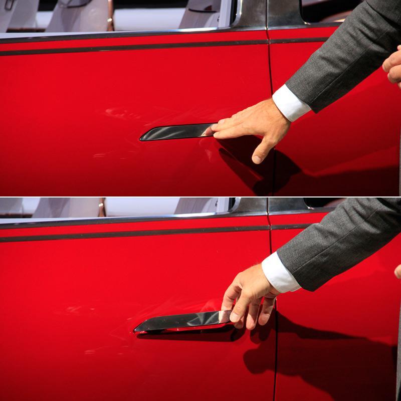 尽显中国元素 迈巴赫概念车实拍体验
