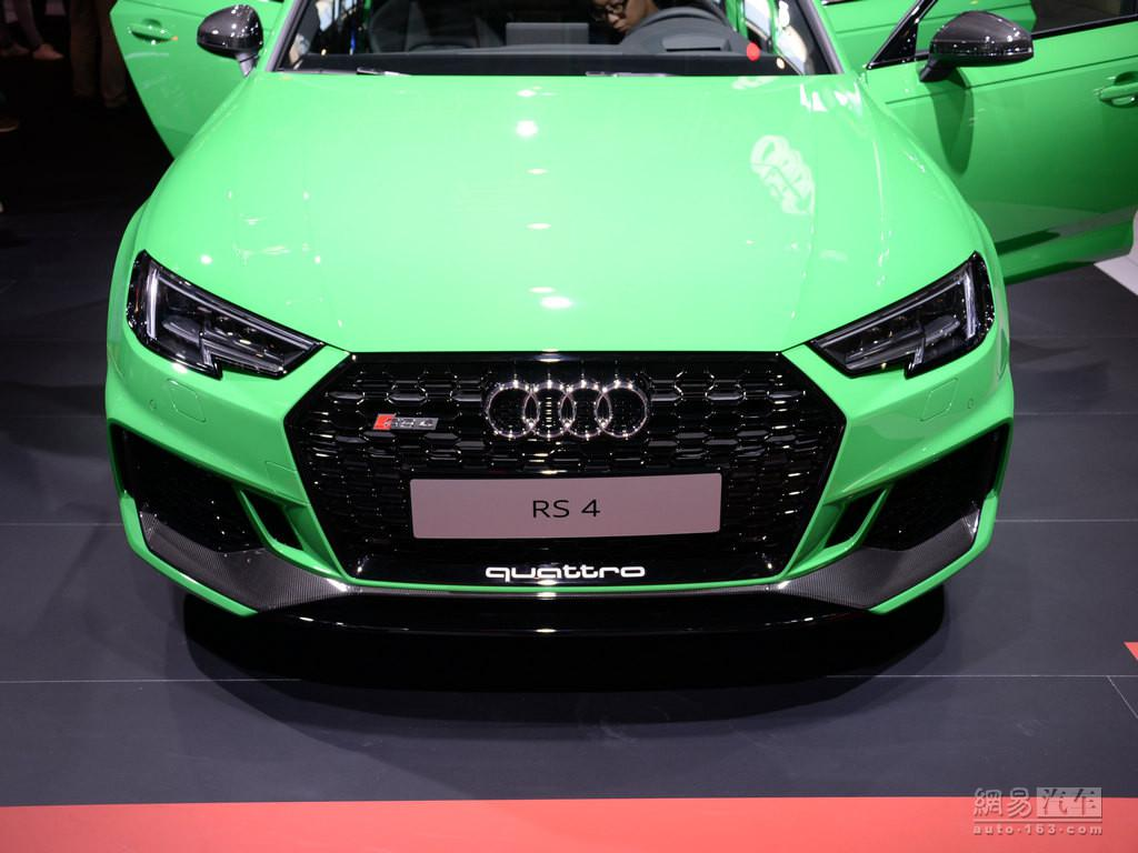 都是2.9T 奥迪两款高性能车型将9月上市