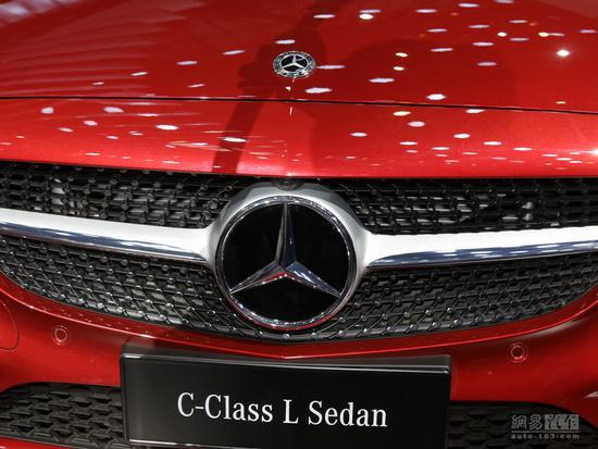 外观动力有调整 北京奔驰新款C级将上市