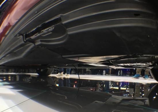 车展底盘大PK 奥迪Q5L对比英菲尼迪QX50