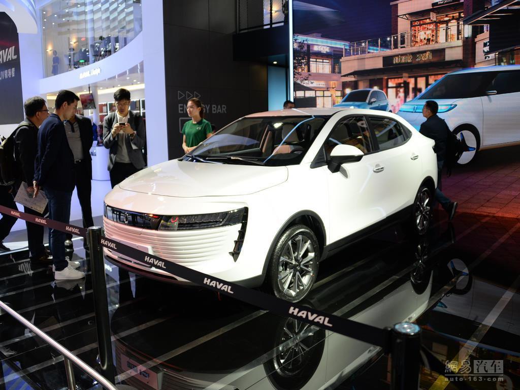 紧凑级跨界SUV 长城欧拉iQ有望8月上市