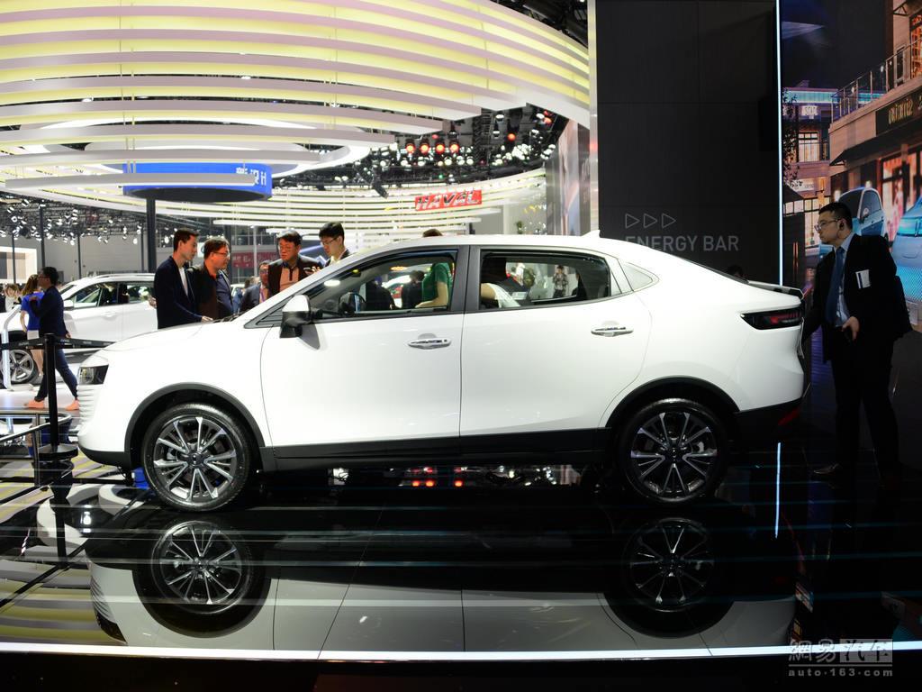 天馬行空和腳踏實地 北京車展的那些概念車94 作者:統一發票 ID:11711