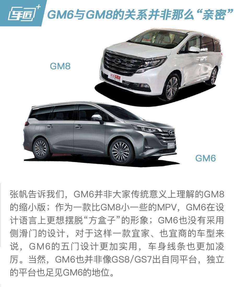 张帆:用GM6引领传祺家族的设计进化论