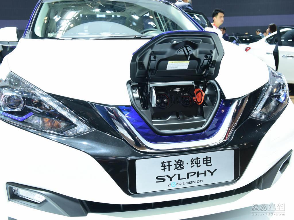 续航里程超300km 电动版轩逸将6月20日预售