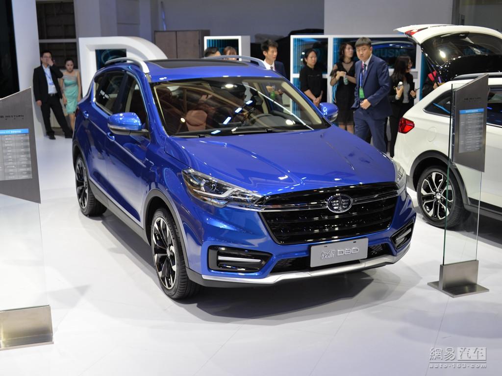 紧凑级SUV/将8月上市 骏派D80最新信息