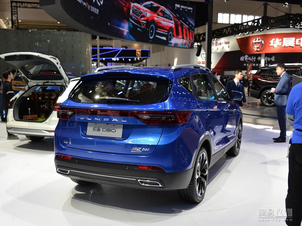 全新紧凑级SUV 天津一汽骏派D80将8月上市