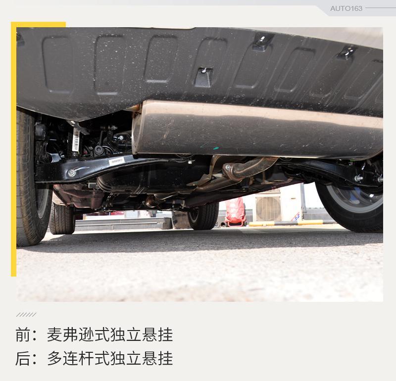 增配不增价 网易实拍2018款北京BJ20