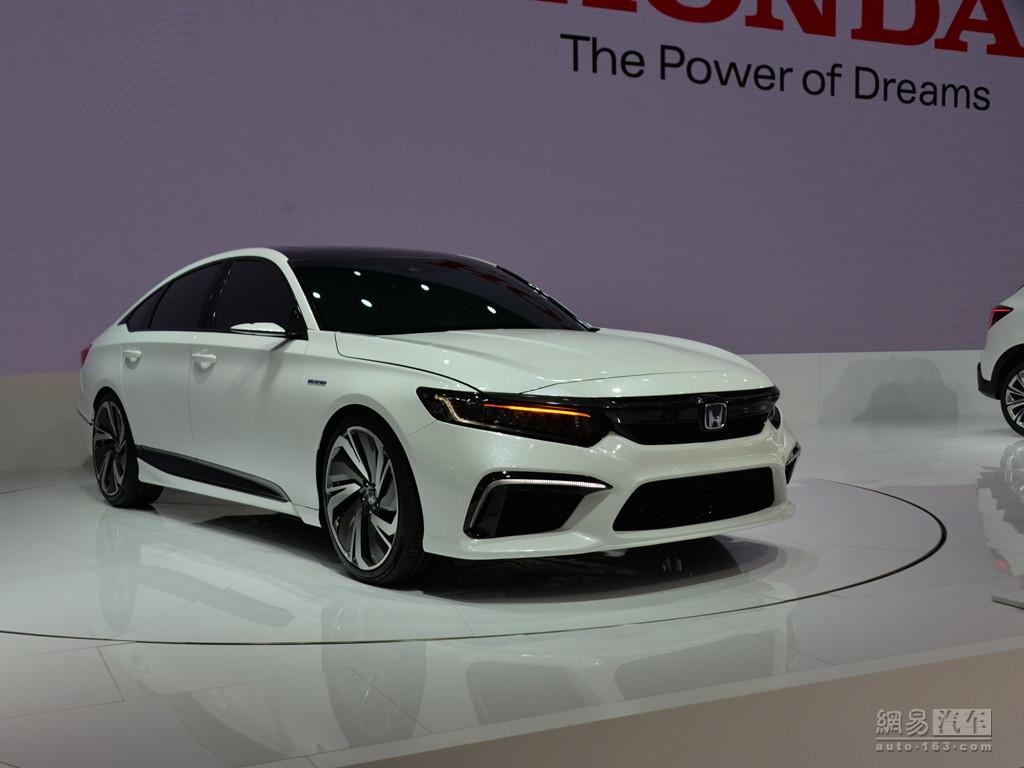 新中级车/纯电动车等 东风本田新车规划