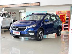 宝骏310W 2018款 1.5L 自动豪华型