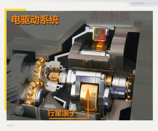 致敬无钢带CVT NSK电驱动桥新技术解读