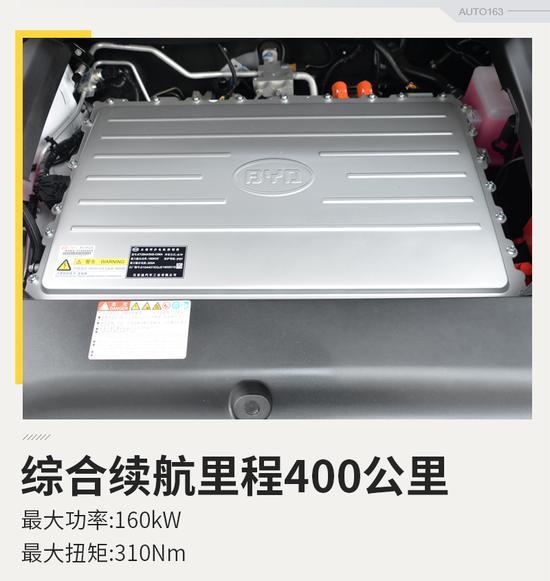 电池才是硬实力 20万元续航400公里电动SUV