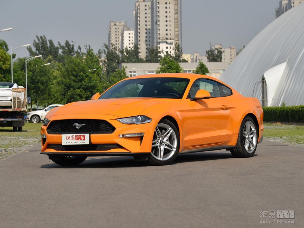 福特Mustang 2018款 2.3T 性能版