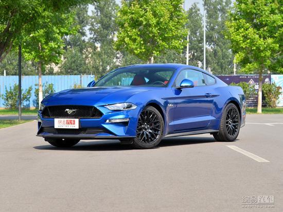 福特Mustang 2018款 V8 GT 性能版