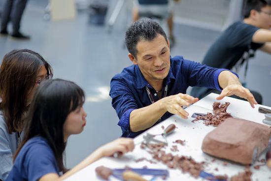 Honda跨界教育 为中国打造汽车设计洛杉矶