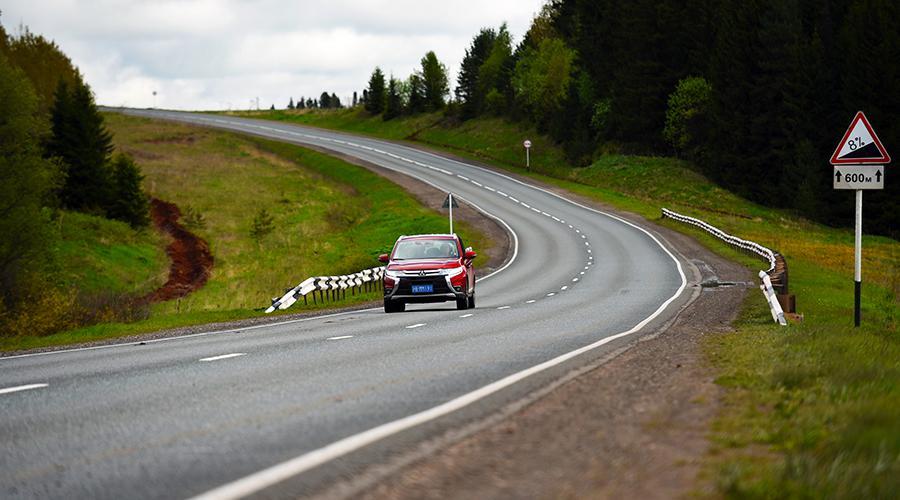 一场舒适的旅行 长途体验广汽三菱欧蓝德