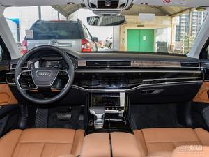 奥迪A8L 2018款 55 TFSI quattro 尊贵型