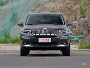 Jeep大指挥官 2018款 2.0T四驱御享版