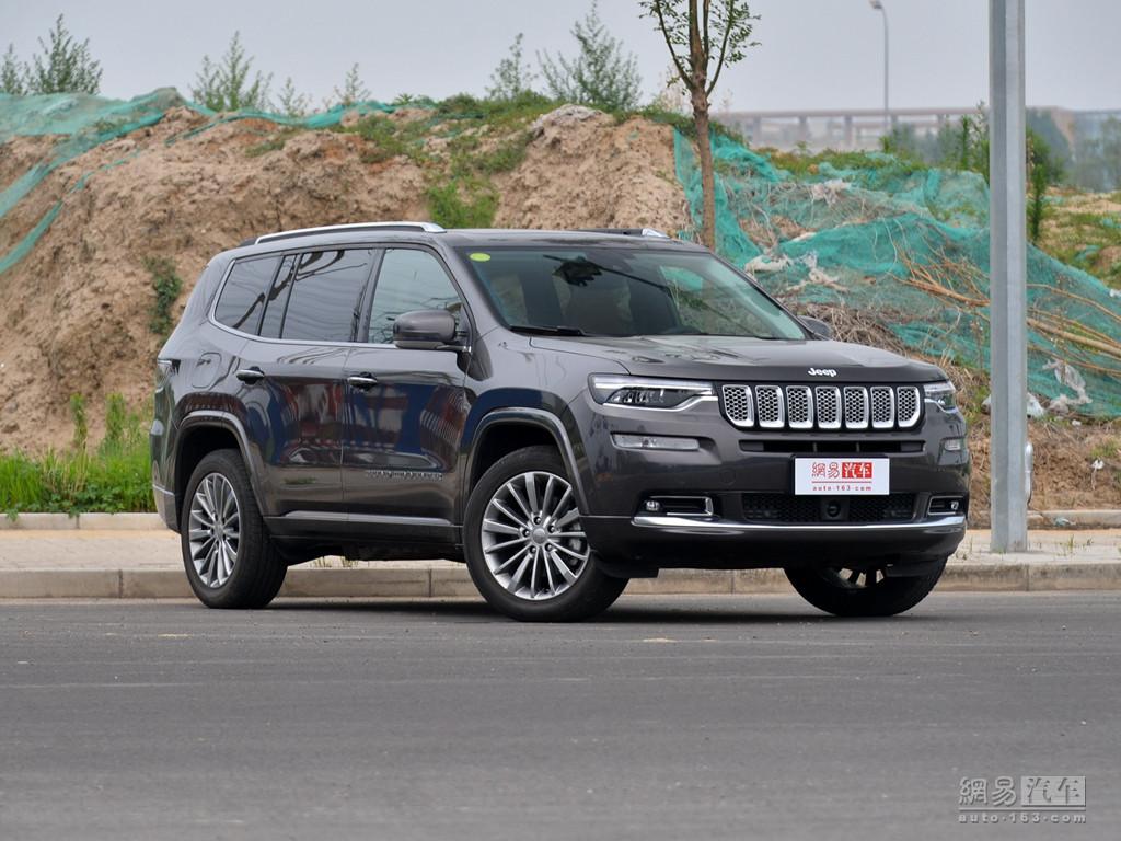 轴距不变 Jeep大指挥官五座版7月23日上市