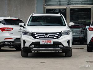 广汽传祺传祺GS4 2018款 235T 6AT 自动两驱至尊版