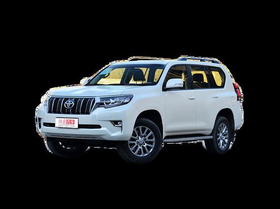 2019款 3.5L V6 TX-L尊享版(后挂备胎) 普拉多