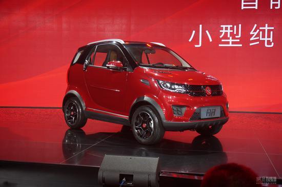 红星汽车战略发布&红星X2上市