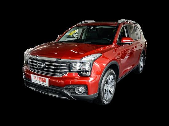2017款 320T 自动豪华版 传祺GS7