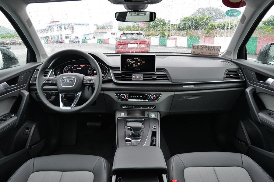 终于等来了 试驾一汽-大众奥迪全新Q5L