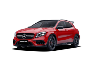奔驰GLA AMG 2017款 AMG GLA 45 4MATIC