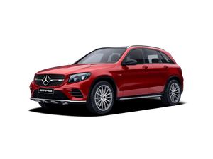 奔驰GLC AMG 2018款 AMG GLC63 4MATIC+