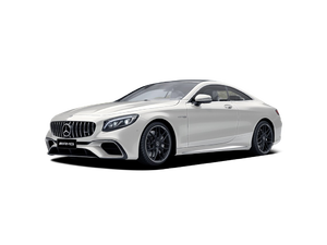 奔驰S AMG 2018款 AMG S 63 4MATIC + Coupe
