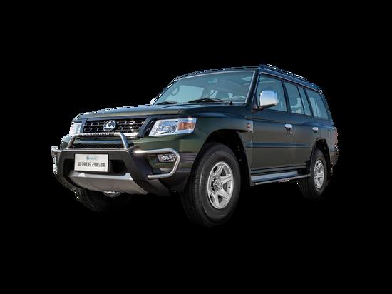 2016款 2.4L MT四驱全能版 猎豹Q6