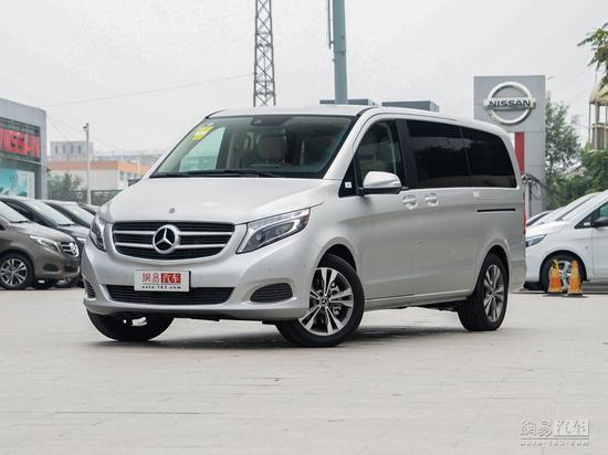 奔驰V级 2017款 V260L 臻藏加长版