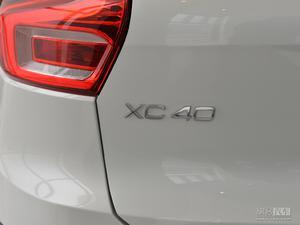 沃尔沃XC40 2019款 T5 四驱运动 日暮水晶白
