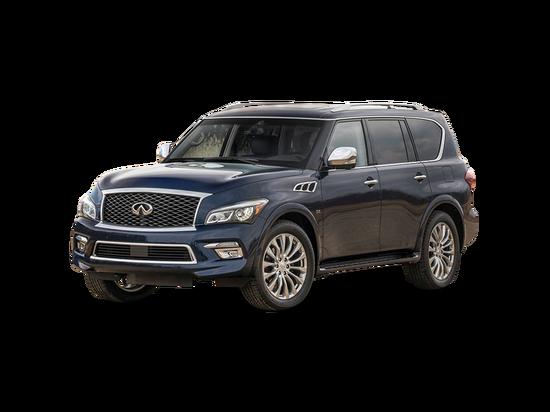 2016款 5.6L 4WD 英菲尼迪QX80