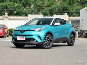 [北京市]丰田C-HR优惠4万 现车充足