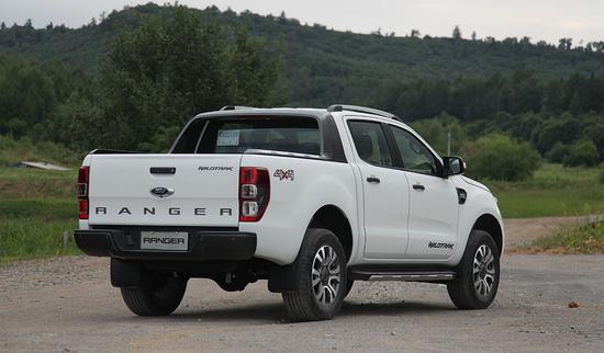 比猛禽亲民的非常玩具 试驾福特Ranger Wildtrak