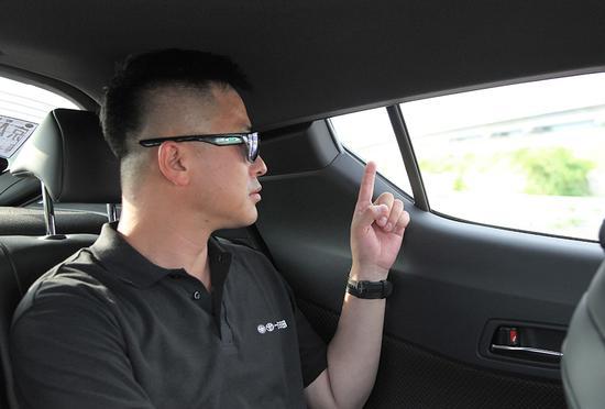 表里如一的型男 试驾一汽丰田奕泽奕炫版