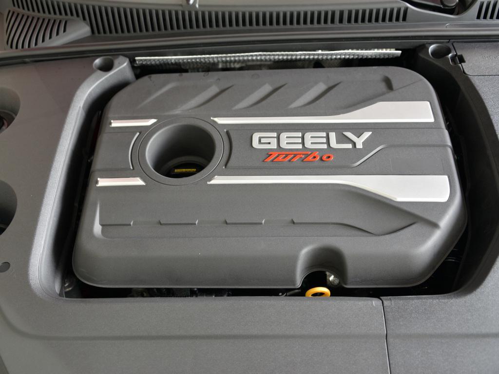 吉利缤瑞 2018款 1.4T CVT标准型