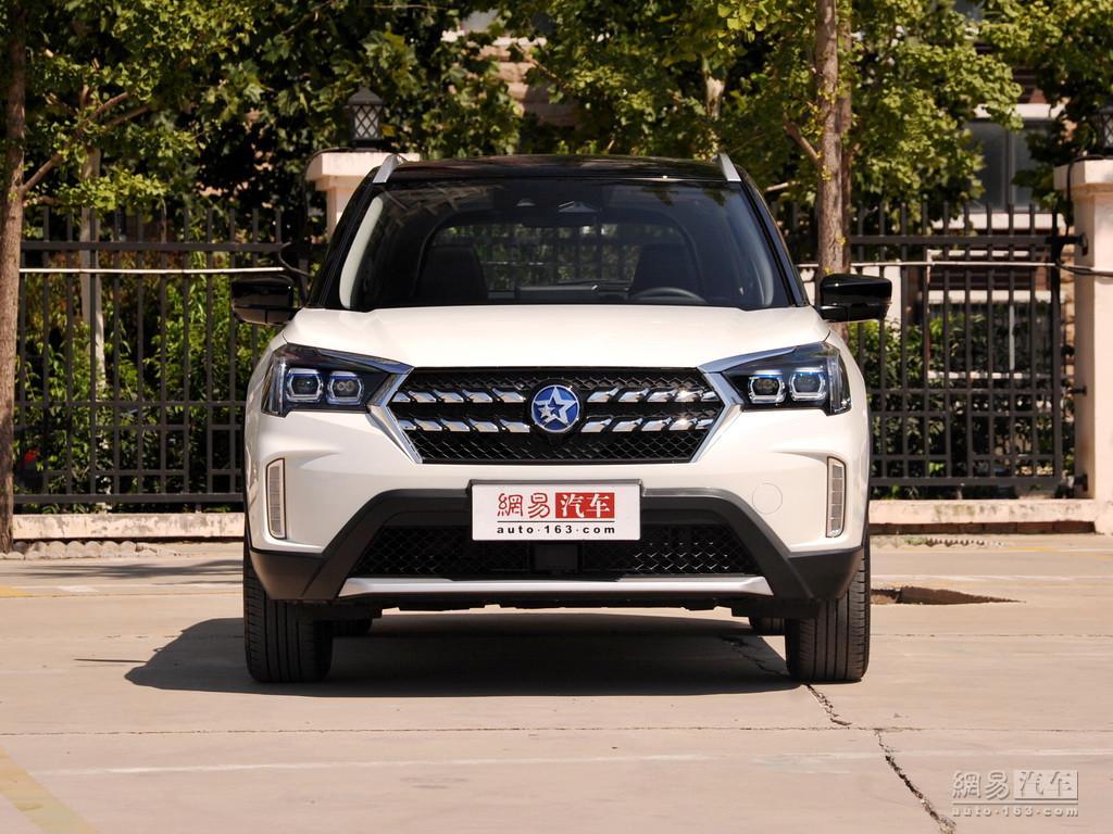 全新小型SUV 东风启辰T60预售xx万起
