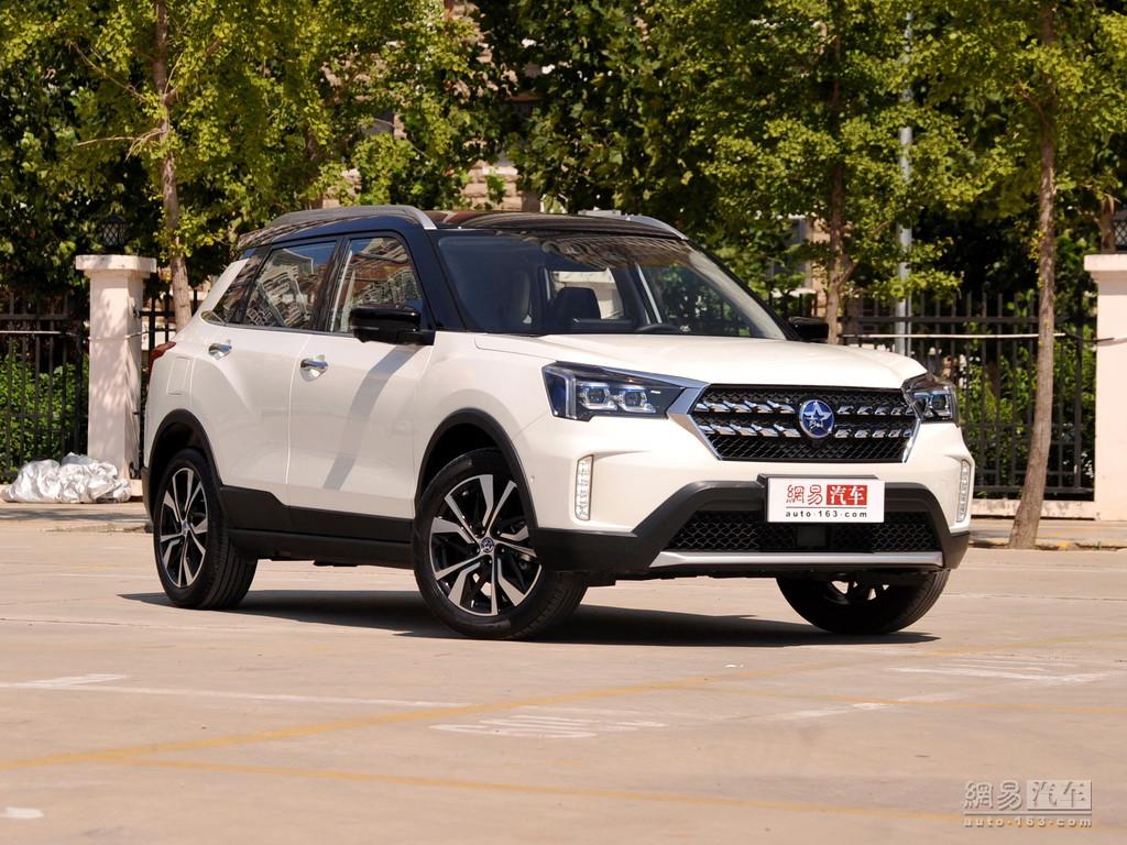 全新小型SUV 东风启辰T60今日开启预售