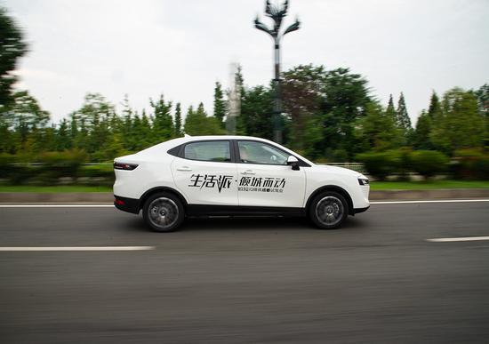 一个新的开始 试驾长城纯电动汽车欧拉iQ