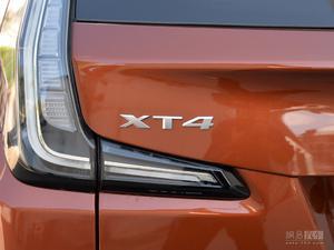 凯迪拉克XT4 2018款 28T 四驱领先运动型