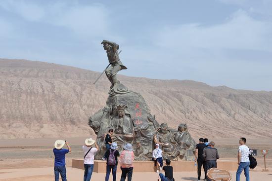 雪佛兰2018最美中国行极热之地 – 新疆DAY2