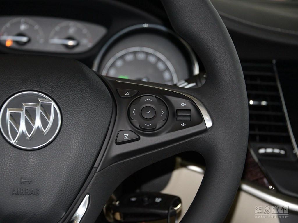 别克威朗 2018款 15s 自动领先型--方向盘多功能按钮(右侧)