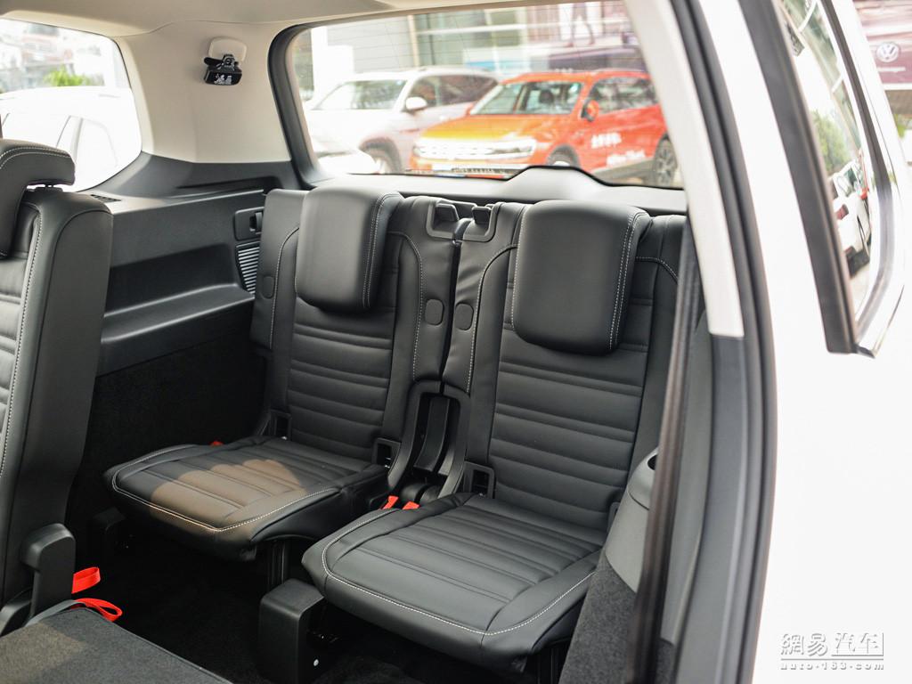 大众途安l 2018款 280tsi 自动拓界版(7座)--第三排座椅