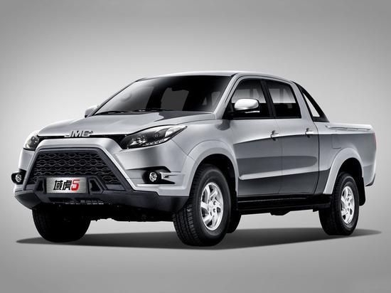 域虎5 2018款 经典 柴油 2.4T MT四驱超豪华型