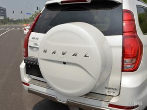 哈弗H9 2017款 汽油2.0T AT四驱尊享型(五座)