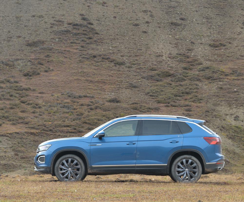 全新中型SUV 一汽-大众探岳10月22日上市