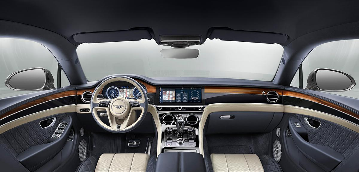 正宗GT驾临 体验宾利全新一代欧陆GT